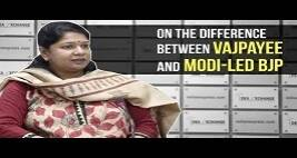 Kanimozhi Speaks About The Difference Between Vajpayee And Modi-led BJP