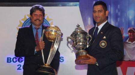 Kapil Dev backs MS Dhoni, says Sachin Tendulkar was 38 when we won the World Cup