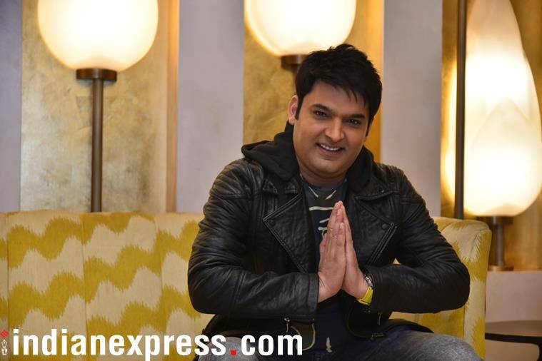 kapil sharma in firangi