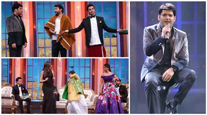 Kapil Sharma TV special one episode show titled Oye Firangi