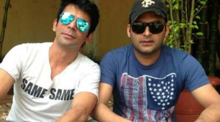 sunil grover wishes kapil sharma on birthday