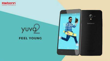 Karbonn Yuva 2 with 5-inch display, 2250mAh battery spotted on company'ssite