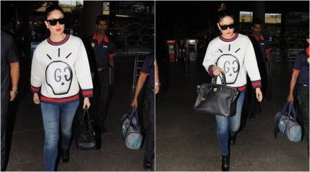 Kareena Kapoor Khan belts out fashion goals in an adorable Gucci sweater