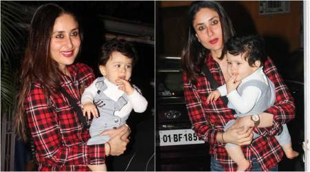 Kareena Kapoor Khan shows us cool ways to wear plaids this winter