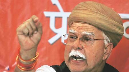 Padmavati row: Am I a ghost? The film too must burn finally, says Karni Sena chief