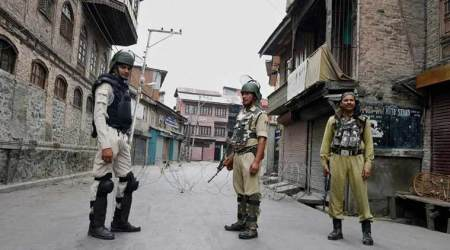 2017: Efforts to bring in peace in Jammu and Kashmir, action on NGOs kept MHA busy