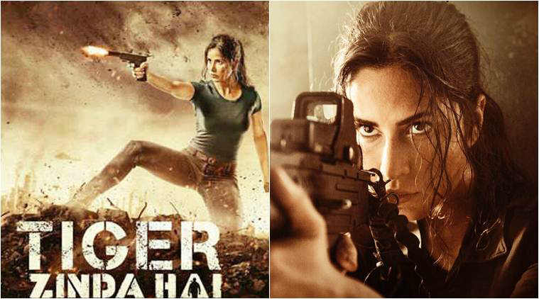 Katrina Kaif's New Look From Tiger Zinda Hai Is Fierce And Intense