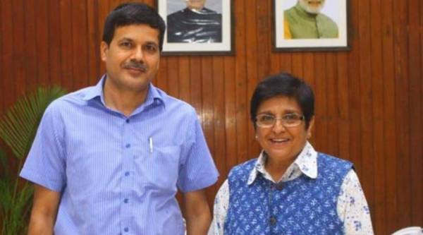 puducherry, ashwani kumar, chief secretary, new CS, Puducherry governor, kiran bedi, express news, express online news