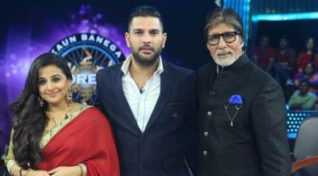 Kaun Banega Crorepati 9: The Amitabh Bachchan show finishes on a high note with Yuvraj Singh and Vidya Balan