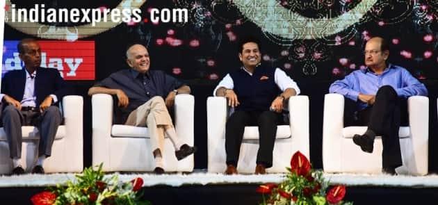 mumbai, mumbai 500th, ranji trophy, mumbai 500 match pics, mumbai ranji, sachin tendulkar, Ajit Wadkar, sports, indian express