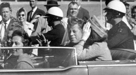 US releases new trove of secret John F Kennedy assassination files