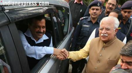 Delhi pollution Live Updates: Arvind Kejriwal meets Haryana CM, says will take possible steps to tackle situation