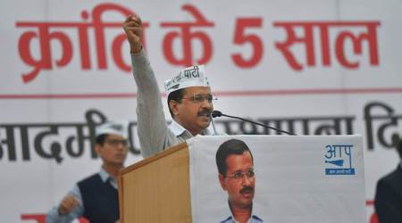 IT Dept sends Rs 30 crore tax notice to AAP, Arvind Kejriwal dubs it 'political vendetta'