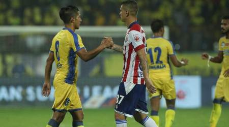 ISL 2017-18: In dull season-opener, Kerala Blasters, ATK share points after goalless draw