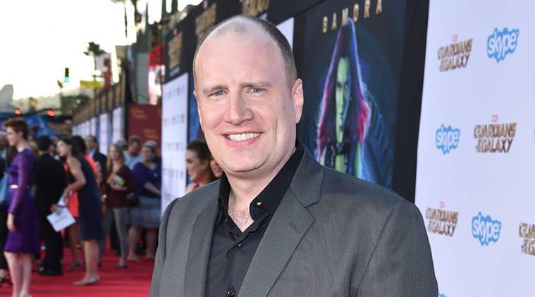 Kevin Feige is the president of the Marvel Studios.