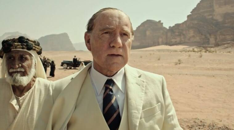 kevin spacey, all the money in the world, kevin spacey all the money in the world, christopher plummer, ridley scott, entertainment news, indian express news