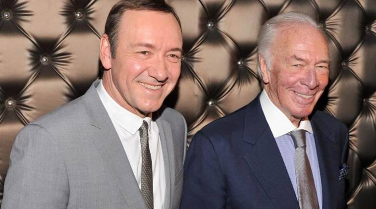 Christopher Plummer on Kevin Spacey, christopher plummer replaces kevin spacey, kevin spacey sexual harassment