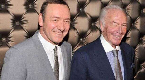 all the money in the world will star christopher plummer and not kevin spacey