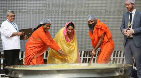 918kg KHICHDI enters Guinness World Records, Twitterati go gaga with #FoodStreet