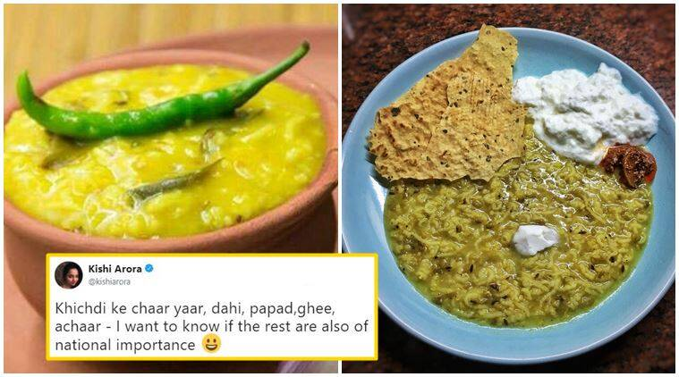 Hungry kya relish some khichdi jokes on twitter for being named khichdi khichdi national food khichdi khichdi world food india khichdi indian food forumfinder Gallery