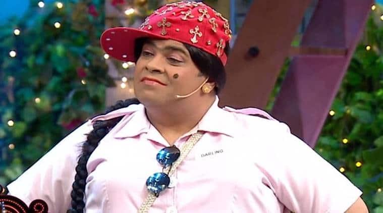 Kiku Sharda played Bumper, the nurse in The Kapil Sharma Show.