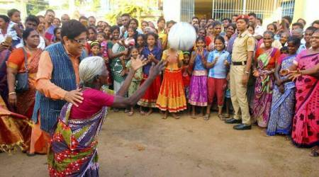 Kiran Bedi's weekend visits finds echo in Pondy Assembly