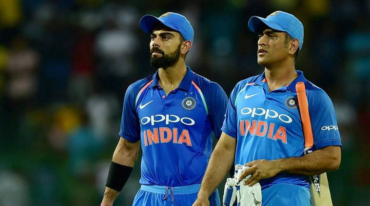 Virat Kohli, MS Dhoni, Sourav Ganguly, Indian cricket team, sports news, cricket, Indian Express