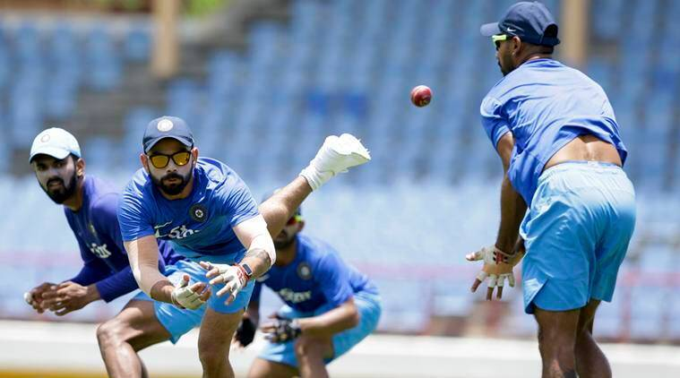 Fielding, India national cricket team, Ramakrishnan Sridhar, New Zealand national cricket team, Virat Kohli, Sri Lanka national cricket team, Test cricket Hardik Pandya, Dinesh Chandimal