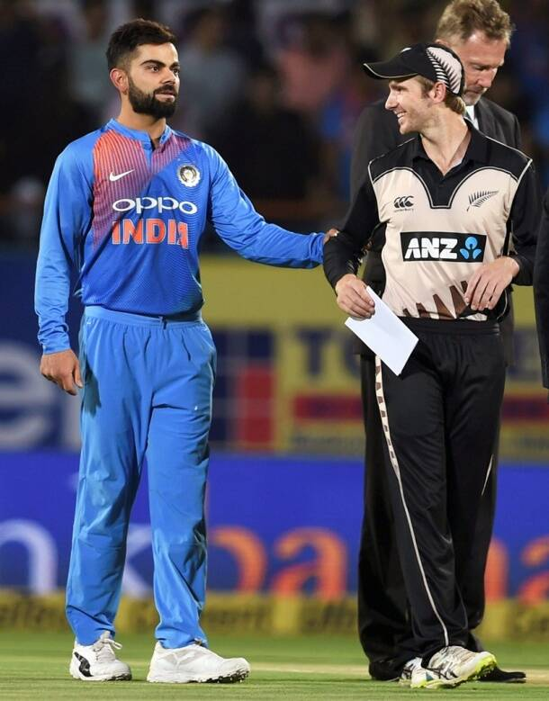 Virat Kohli photos, Kane Williamson photos, India vs new Zealand