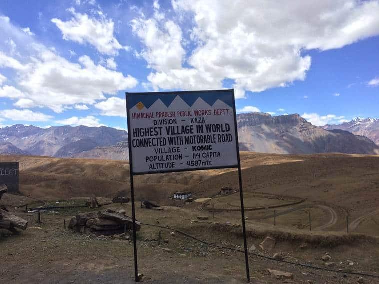 Spiti, Spiti valley, Spiti water crisis, Komic, Spiti climate change, Spiti global warming, Komic Water crisis, Himachal Pradesh water scarcity, Spiti Himachal pradesh,