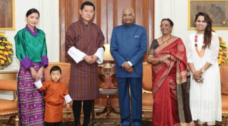 President Kovind praises Bhutan on Doklam standoff, says testimony of friendship