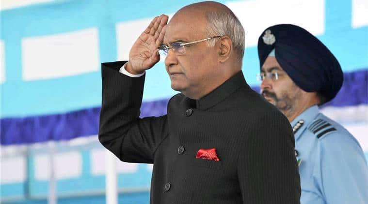 President ram nath kovind, ram nath kovind, indian air force, indian army, india news