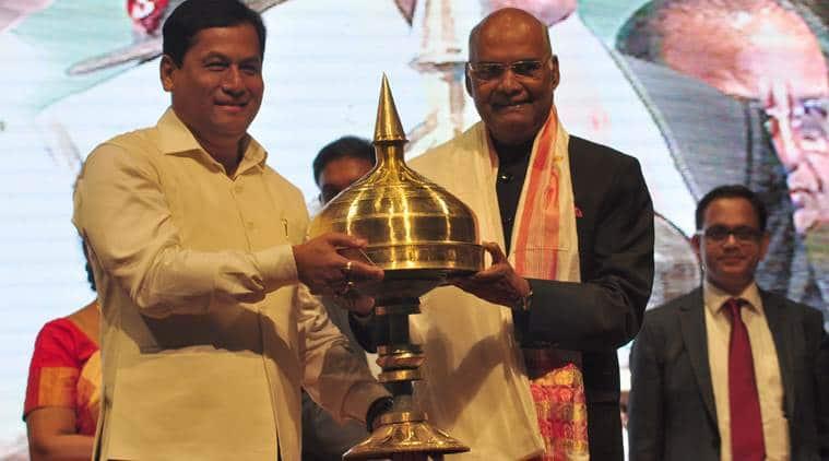 Assam's Barak valley can be hub for worldwide trade - Kovind