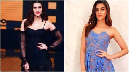 Kriti Sanon's take on lace outfits is inspiration-worthy; seepics