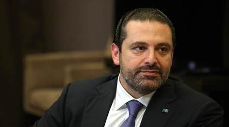 Lebanese Prime Minister Saad Hariri resigns amid tensions with Hezbollah, cites life threat