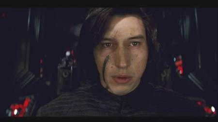 Adam Driver has not been told to keep mum about Star Wars The LastJedi
