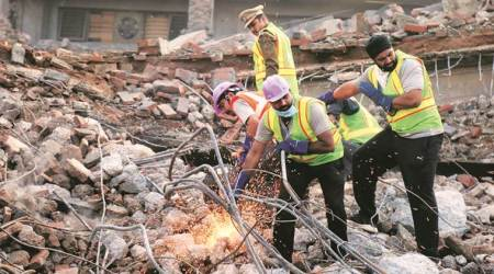 Ludhiana fire tragedy: 4 days on, rescue team continues search for three missing firemen