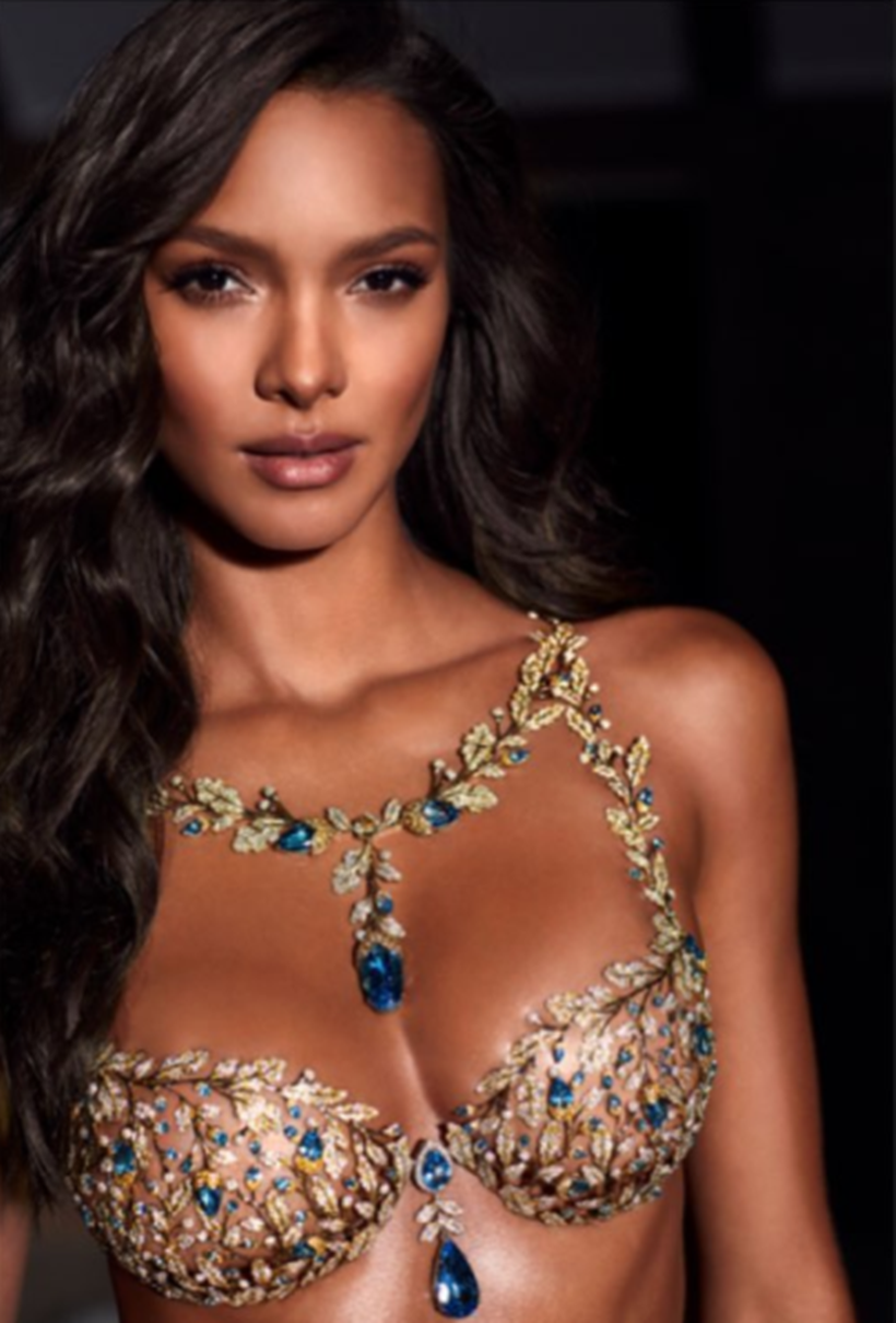 The MILLION DOLLAR lingerie  9 jaw-dropping price tags of Victoria s ... fab23f90e6
