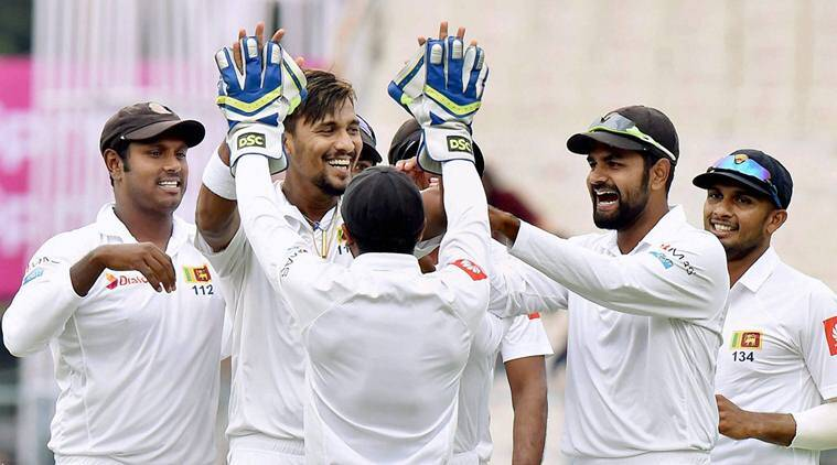 Suranga Lakmal dismissed KL Rahul, Shikhar Dhawan and Virat Kohli on Day 1 against India