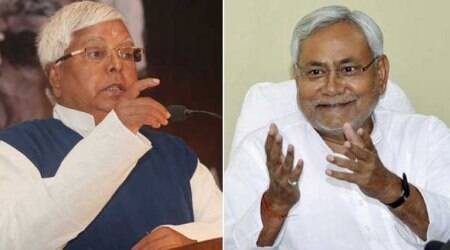 Nitish Kumar calls Lalu Yadav to inquire about his health, Tejashwi says no place for him inRJD