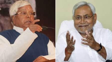 Law and order: Nitish Kumar, Lalu Yadav spar onTwitter