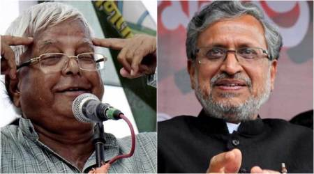 Charge sheet, jail await Lalu and family, says deputy CM Sushil Modi