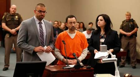 Victims speak out against Larry Nassar: 'Little girls don't stay little forever'