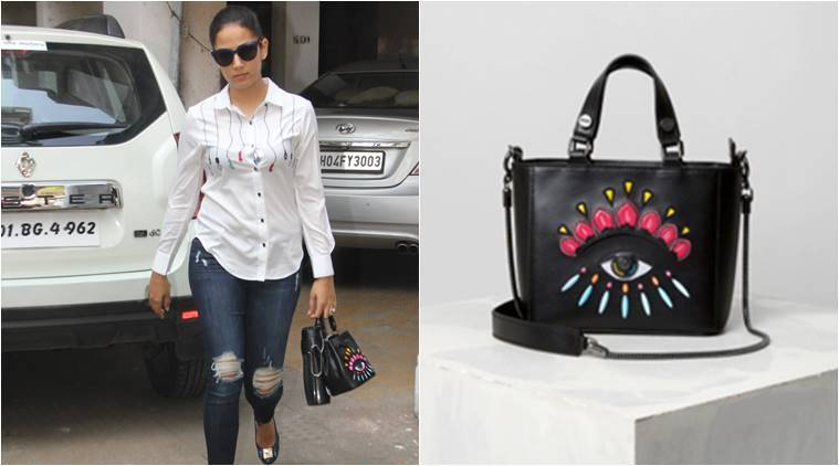 Mira Rajput, Mira Rajput latest photos, Mira Rajput fashion, Mira Rajput bag, Mira Rajput kenzo bag, Mira Rajput Shahid Kapoor, indian express, indan express news