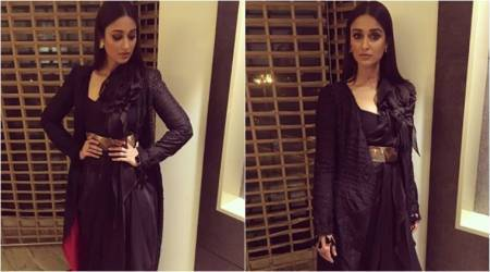 Black is beautiful but Ileana D'Cruz's outfit is just too boring