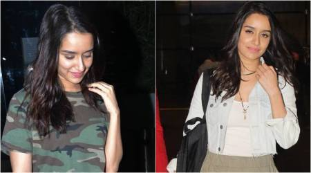 We're loving Shraddha Kapoor's effortless OOTD style; see pics