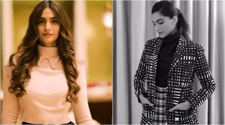 Sonam Kapoor welcomes winters in these two avatars