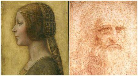 Master stroke: After Leonardo Da Vinci's painting was sold for $450 million, a look at his other art works