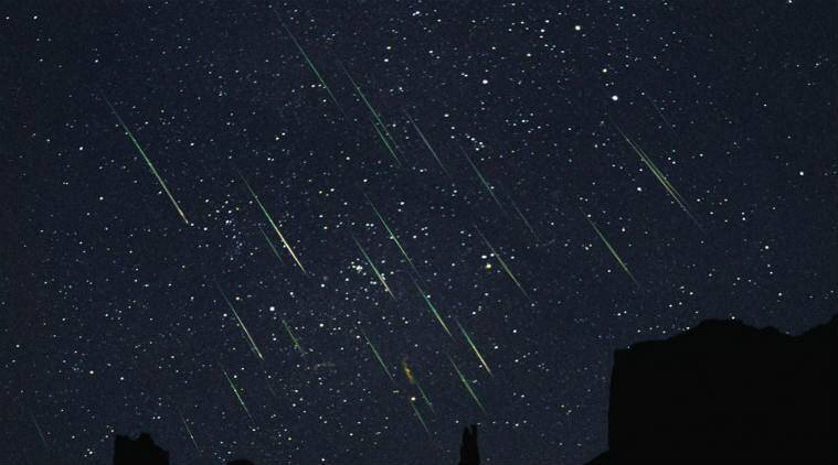 The annual Leonid meteor shower is expected to hit the Earth this year over the night of November 17