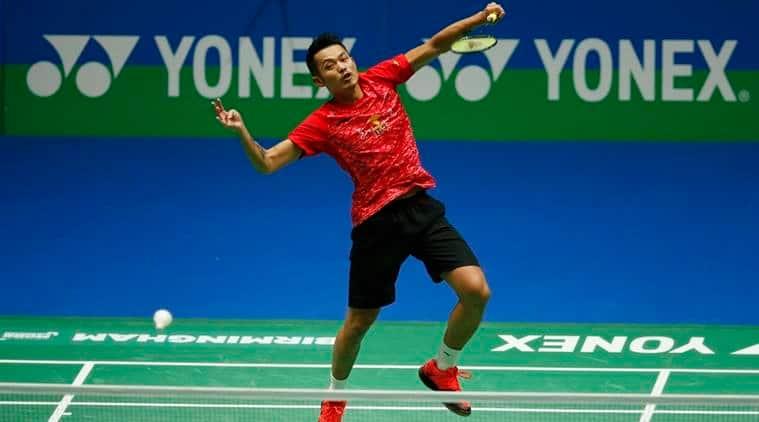 Lin Dan, China Open, Angus Ng, BWF World Superseries